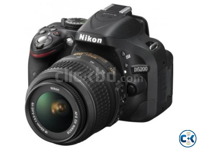 Nikon Camera Digital SLR D5300 24MP Full HD WiFi and GPS | ClickBD large image 0