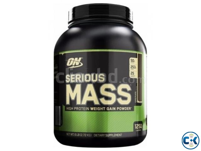 Serious Mass weight gainer  | ClickBD large image 0