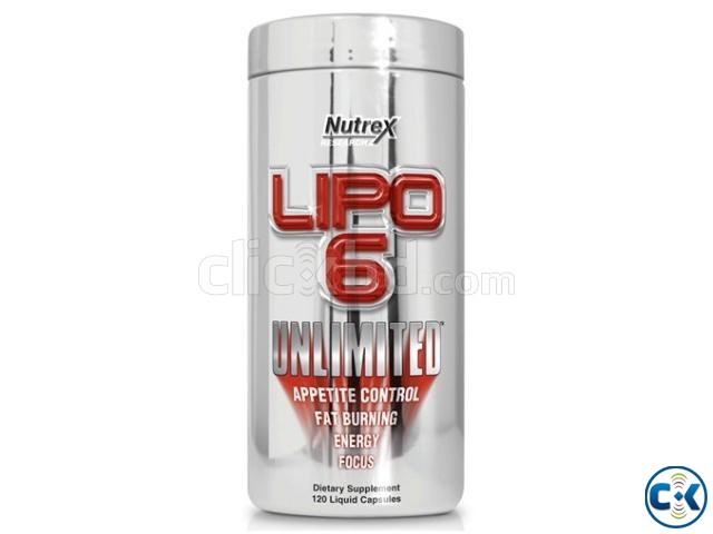 LIPO 6 Black Ultra Fat Burner  | ClickBD large image 3