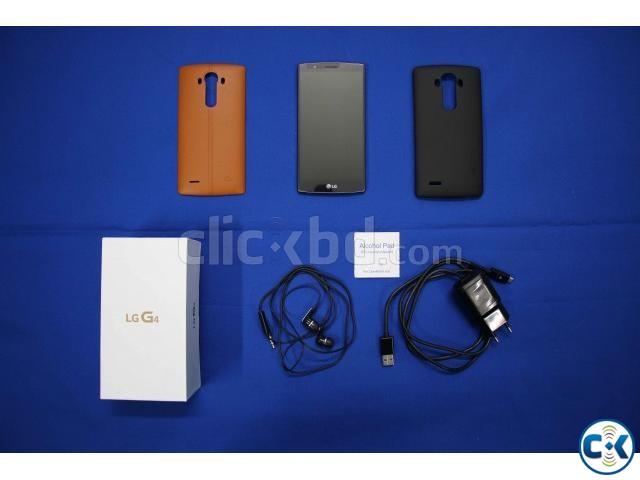 LG G4 Orange Original Came From Canada | ClickBD large image 0