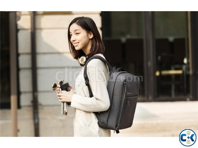 Xiaomi Laptop Backpack Bag | ClickBD large image 1