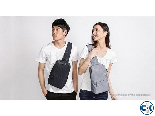 Xiaomi Chest Bag | ClickBD large image 0
