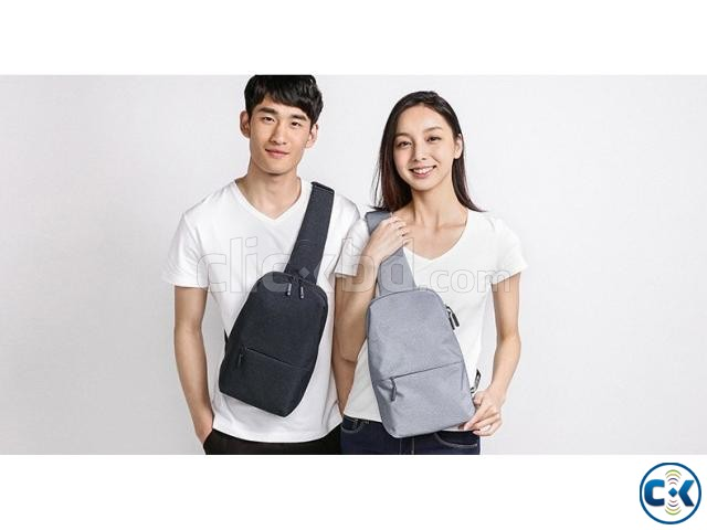Xiaomi Chest Bag | ClickBD large image 1
