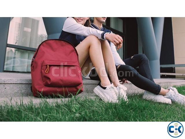 Xiaomi Preppy Style Bag | ClickBD large image 1