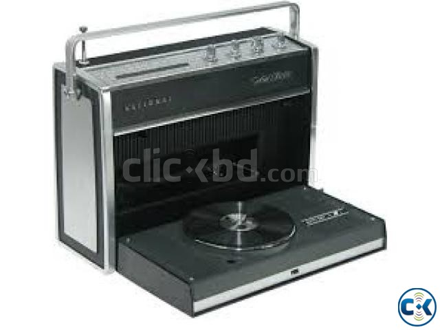 National SG 4000 radio and record player | ClickBD large image 1