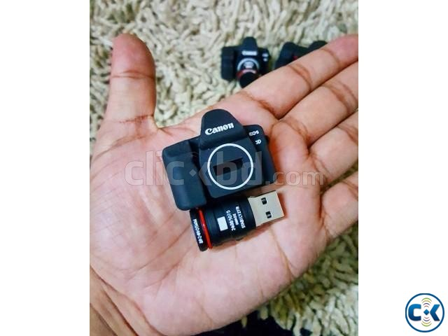 DSLR shapes 64GB USB pendrive imported | ClickBD large image 1