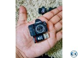 64GB USB pendrives DSLR shapes