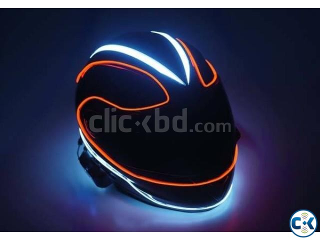 Bike Helmet Light | ClickBD large image 0