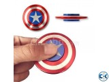 Captain America Metal Spinner
