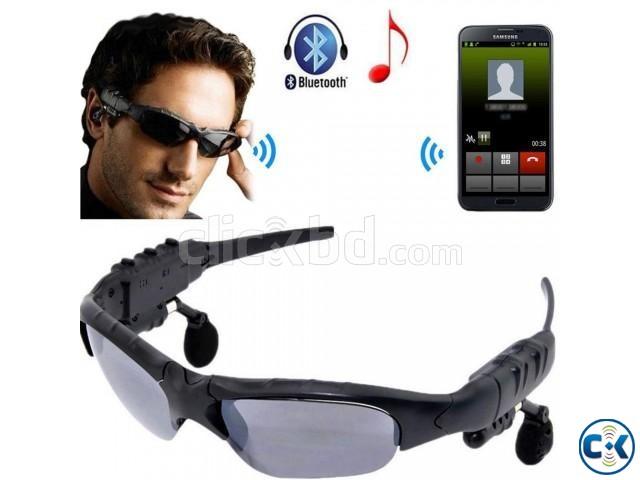 Sunglasses Headset Headphone   ClickBD large image 0