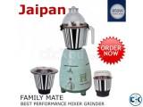 JAIPAN FAMILY MATE 850watt 3 jar Grinder