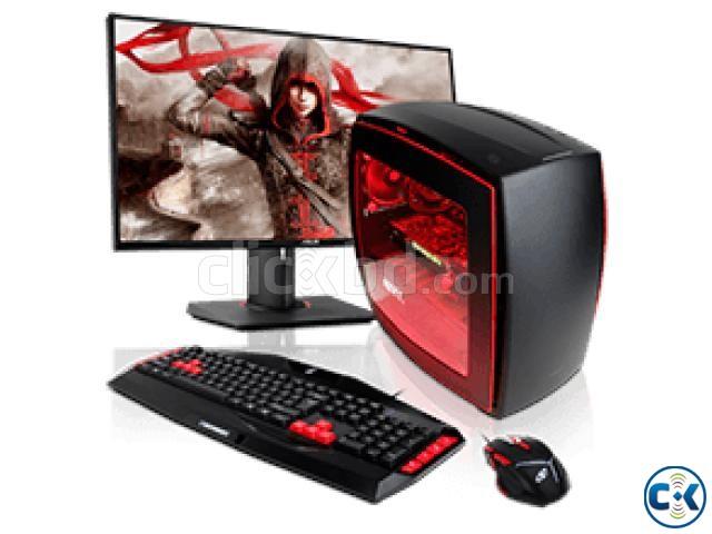 Gaming Core i3 PC 4GB Ram 17 LED 3Yaer | ClickBD large image 1
