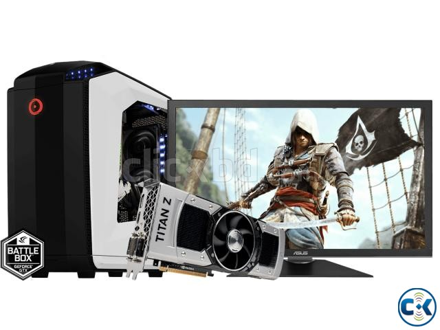 GAMING INTELi5 3rdGEN 4GB 320GB 19 LED | ClickBD large image 0