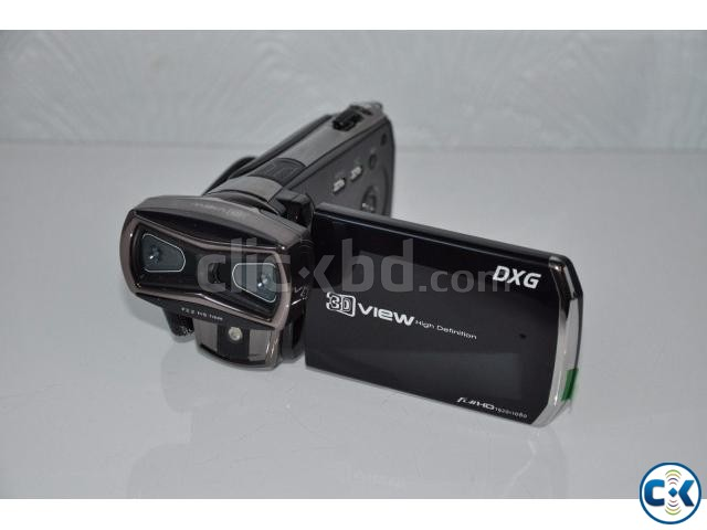 DXG 3D Full HD Camcorder | ClickBD large image 0