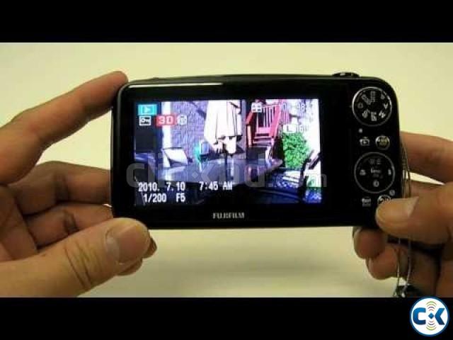 FujiFilm W3 3D Camera | ClickBD large image 0