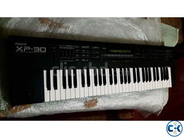 Brand new roland xp 30 keyboard for sell | ClickBD large image 0