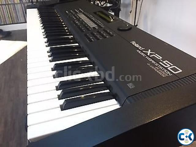 Brand new roland xp 50 keyboard for sell | ClickBD large image 0