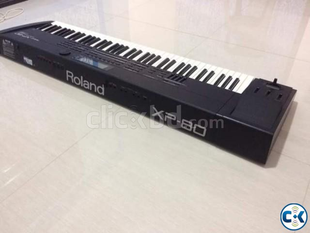 Brand new roland xp 80 keyboard for sell | ClickBD large image 0