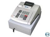 Electric Cash Register ECR Machine