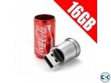 Exclusive Coca cola Pendrive 16Gb