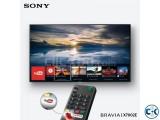 2017 New Model Sony Bravia W750E 49'Inch with gurantte
