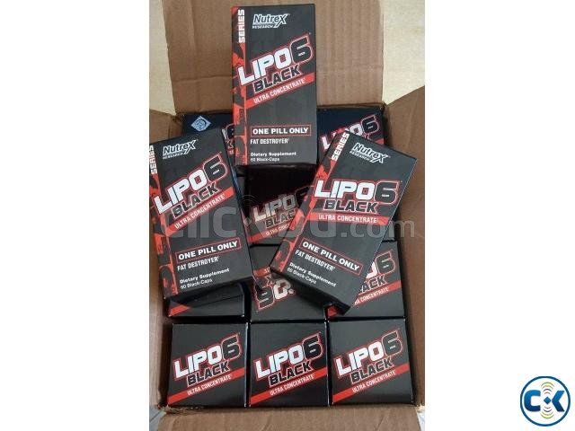 LIPO-6 ULTRA FAT BURNER  | ClickBD large image 1