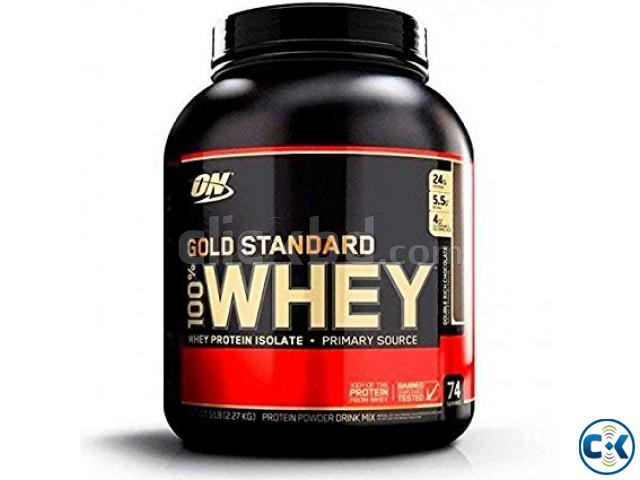 100 WHEY PROTEIN 5LBs | ClickBD large image 0