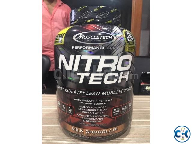 100 WHEY PROTEIN 5LBs | ClickBD large image 4