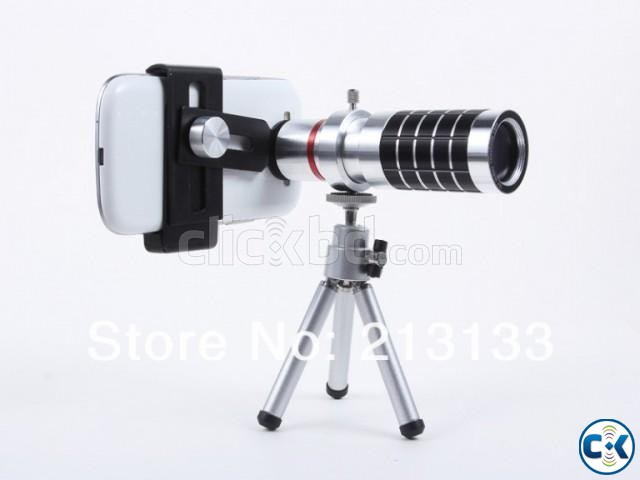 Original 14x-zoom-lens For Any Mobile | ClickBD large image 0