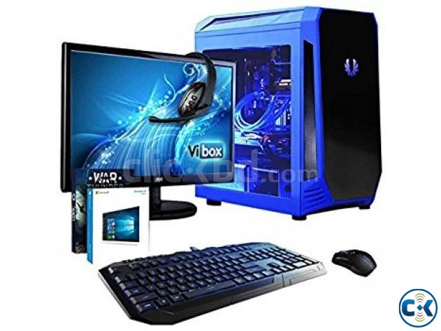 3.3ghz core i5 8gb ram 500gb hdd 19 Led | ClickBD large image 0