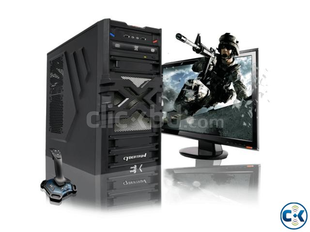 New_ 3.0 6m Core2 duo PC with 17 LED | ClickBD large image 0