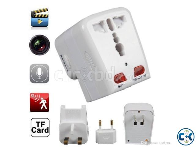 Spy Plug Video Camera Motion Detecting | ClickBD large image 0