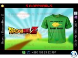 Dragon Ball Z Kids T shirts