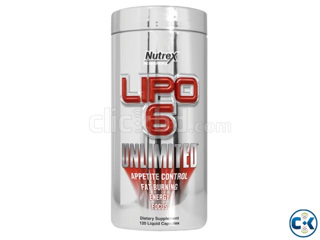LIPO-6 ULTRA FAT BURNER  | ClickBD large image 3