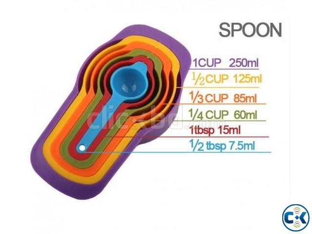 Measuring Cup Set-  | ClickBD large image 2
