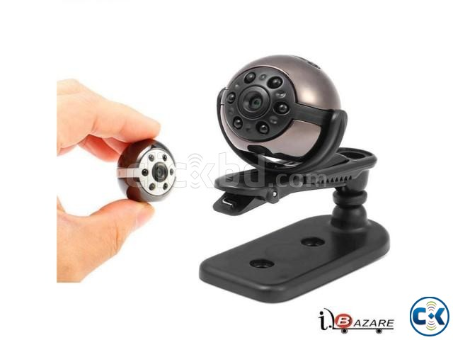 SQ9 Mini Full HD 12 Megapixel 1080P Car DVR IR Night Vision | ClickBD large image 0