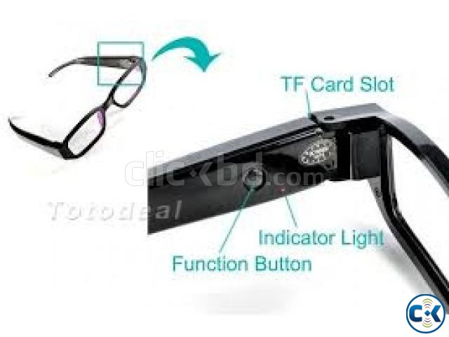 Spy Video Camera in Eye Wear | ClickBD large image 2