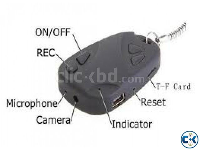 Car Key Ring camera | ClickBD large image 2