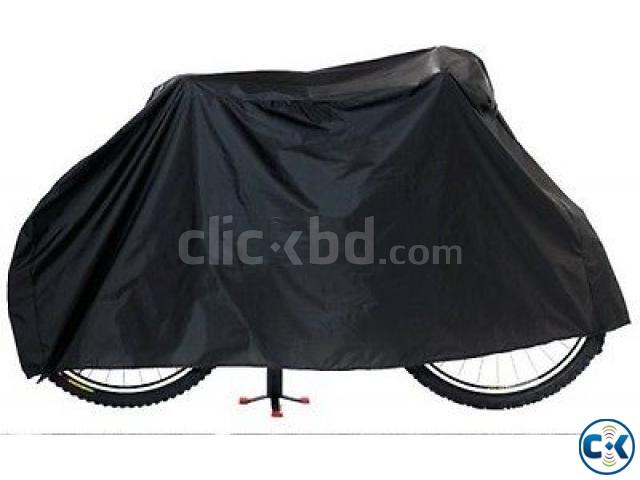 Any Bike Bi-Cycle Dust Proof Raincoat | ClickBD large image 0