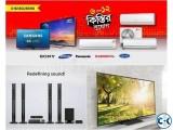 Sony Bravia W750E 43 Inch TV 2Years Guarrante