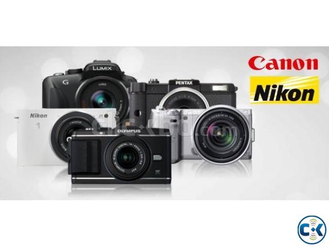Canon EOS 600D 18-55 DC Lens-Kit | ClickBD large image 0