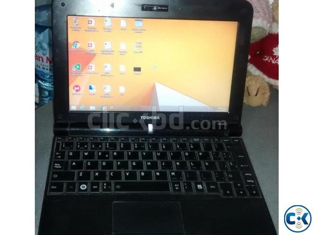 Toshiba Mini Laptop Unbelievable Price 3.5 Hour Full Backup | ClickBD large image 0