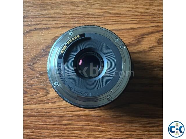 Canon EF 40mm f 2.8 STM Lens | ClickBD large image 0