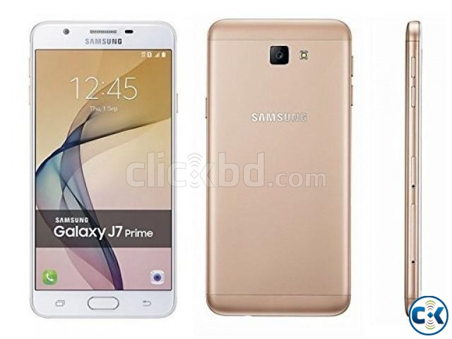 Samsung Galaxy J7 prime 16GB Brand New  | ClickBD large image 1
