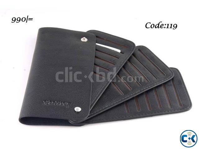 High Quality Exclusive Credit Card wallet Code 119 | ClickBD large image 0