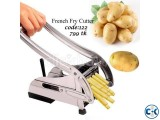 French fry cutter Code 122