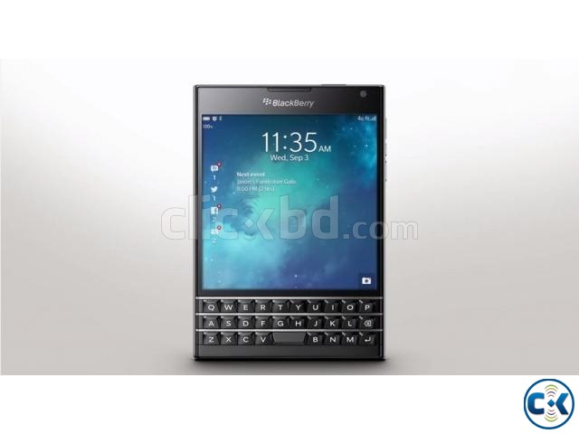 Brand New Blackberry Passport Sealed Pack With 1 Yr Warrant | ClickBD