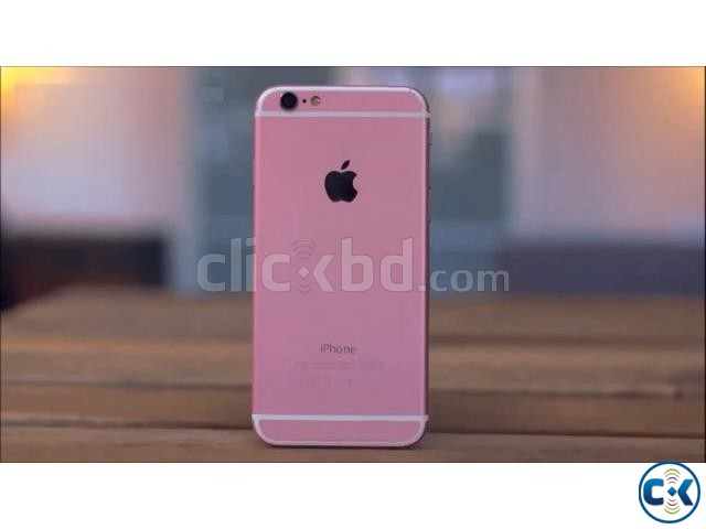 Brand New Apple iphone 6s 128GB Sealed Pack 1 Yr Warranty | ClickBD large image 1