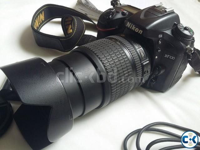 D7100 Nikon From USA | ClickBD large image 0