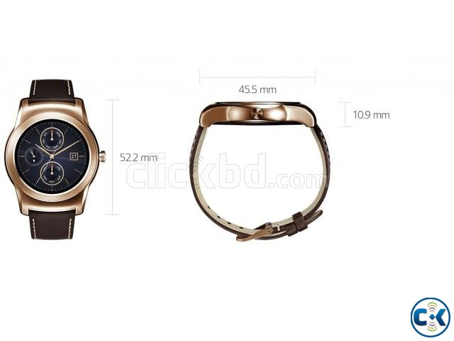 LG Watch Urbane W150 Brand New See Inside  | ClickBD large image 2